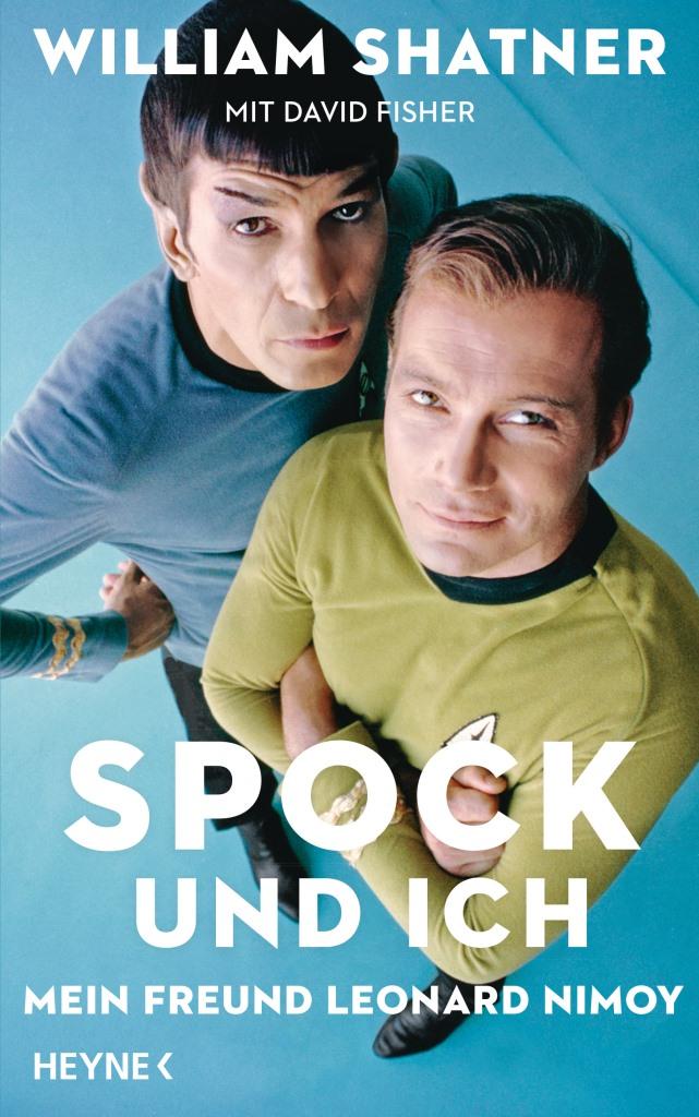 Spock und ich von William Shatner